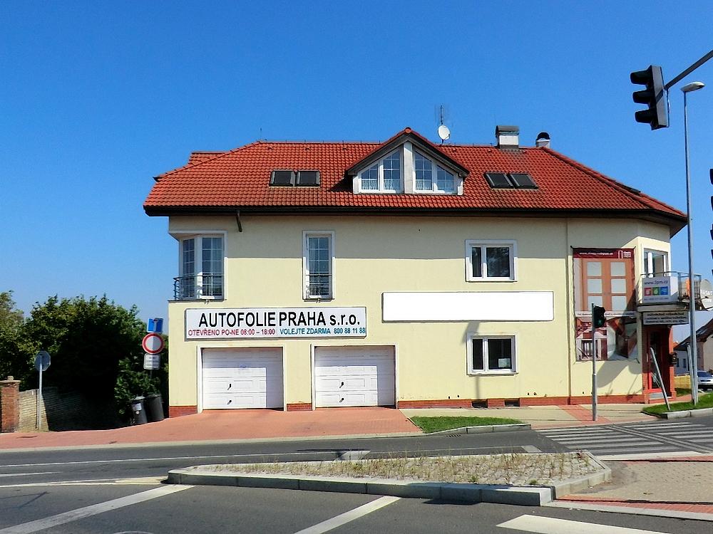 Autofolie Praha