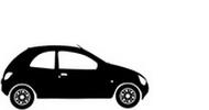 Autofolie na hatchback 3dv.