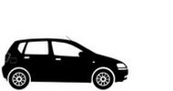 Autofolie na hatchback 5dv.
