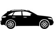 Autofolie na SUV